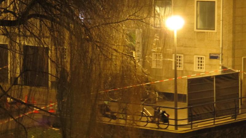 Schietpartij nieuw west op straat Comeniusstraat