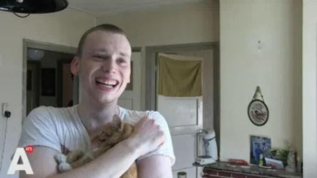 Kat na zeven jaar weer terug bij baasje