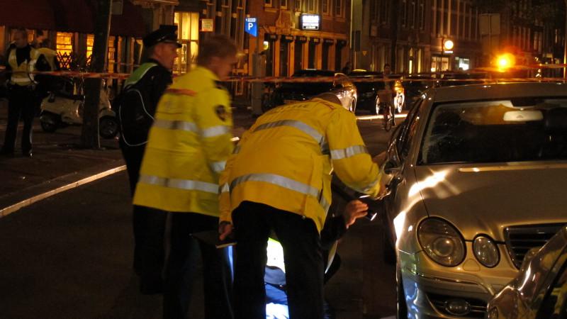 Man ernstig gewond door aanrijding met taxi
