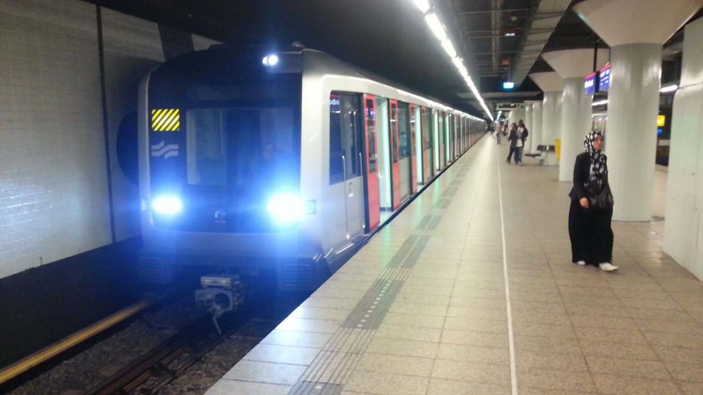 Nooddienstregeling metro duurt langer