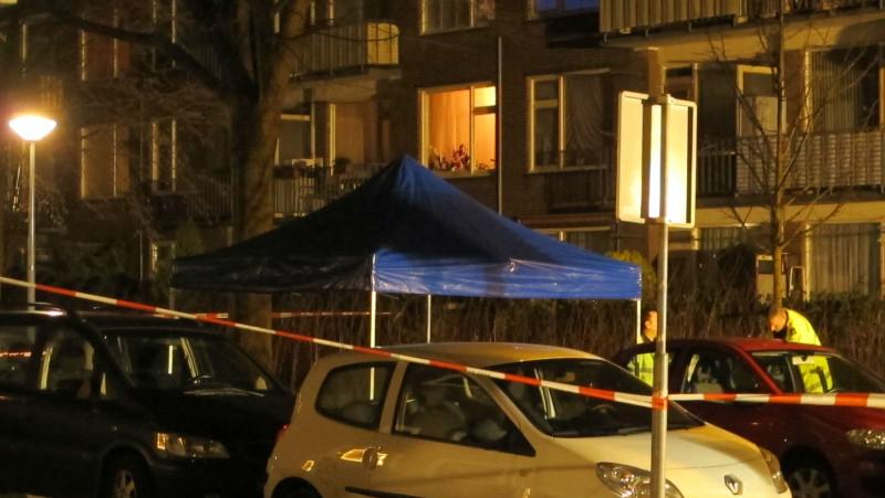 Update: Slachtoffer schietpartij in Slotermeer in ziekenhuis overleden