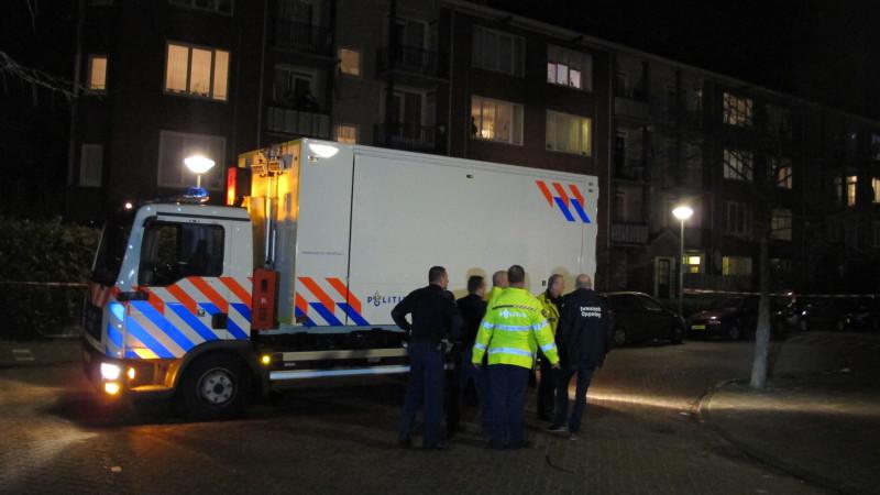 Man doodgeschoten in Slauerhoffstraat