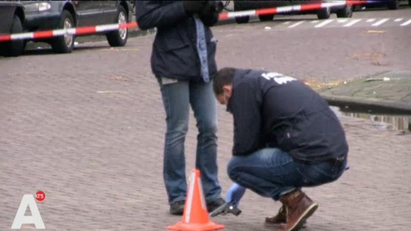 Verdachten gepakt na gewapende overval Action in Bos en Lommer