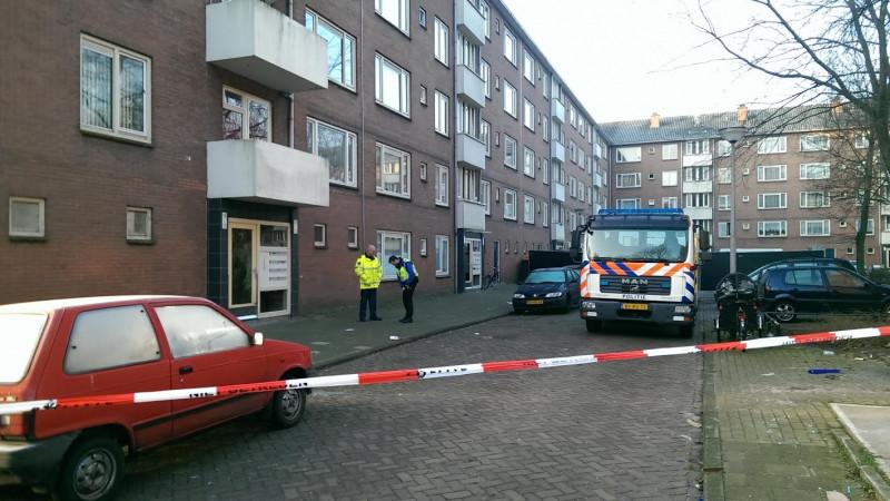 31-jarige man doodgeschoten in de Den Helderstraat