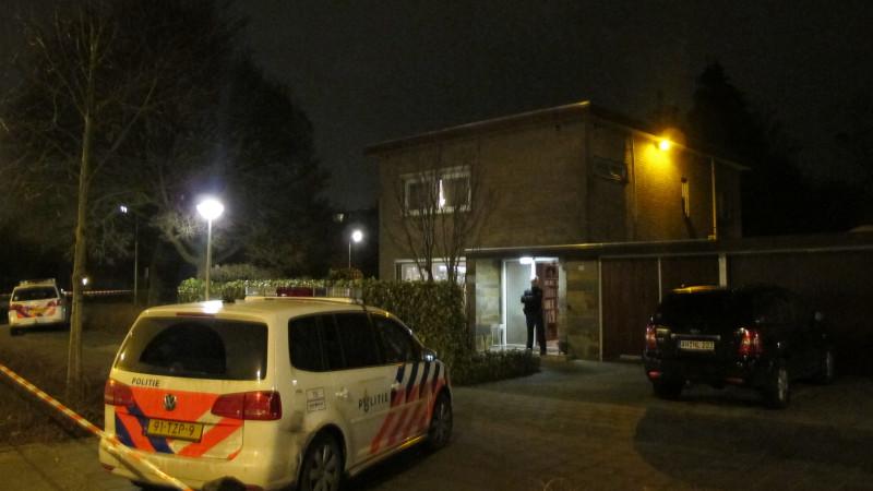 Echtpaar vastgebonden bij woningoverval Amstelveen