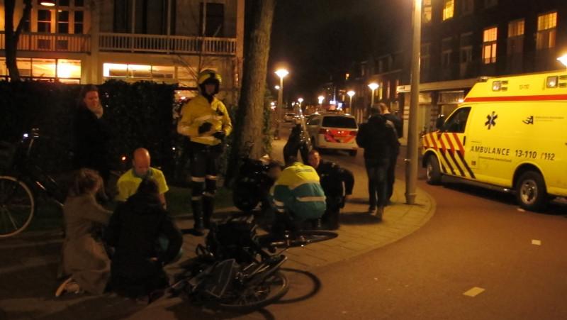 ongeval Theophile de Bockstraat
