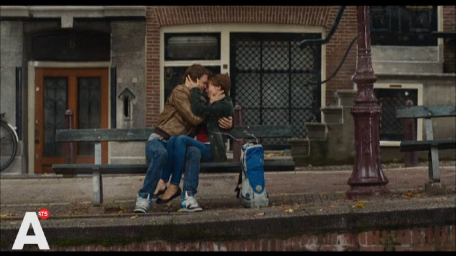 The Fault In Our Stars Bankje.Fans The Fault In Our Stars Teleurgesteld Om Bankje At5