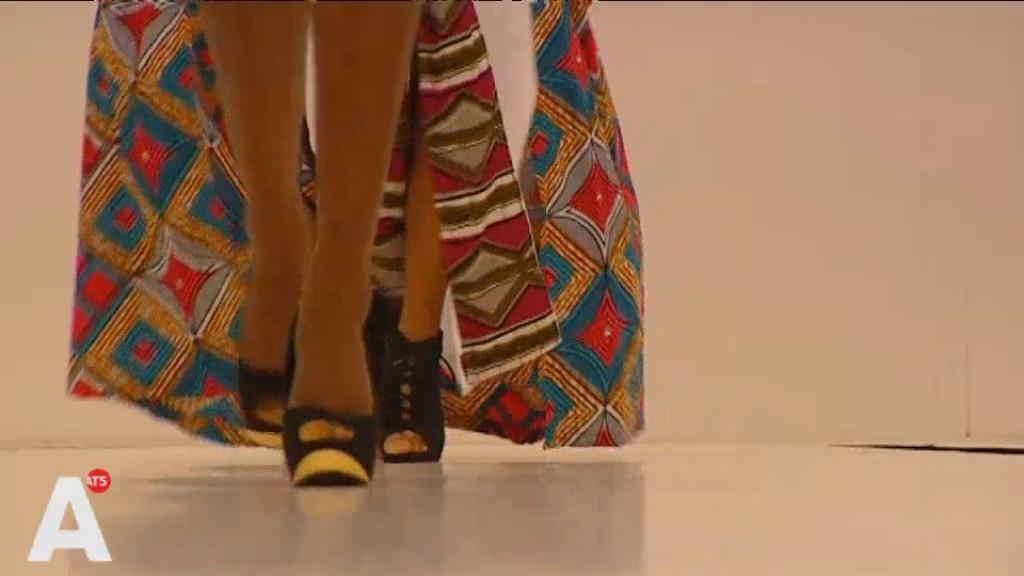 African Fashion Week wellicht begin van nieuwe traditie