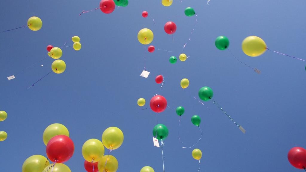 [Video] 'Geen ballonnen meer in het Amsterdamse luchtruim'