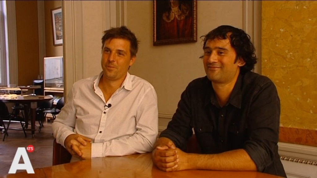 Beste vrienden Joost en Christiaan willen 'trouwen'