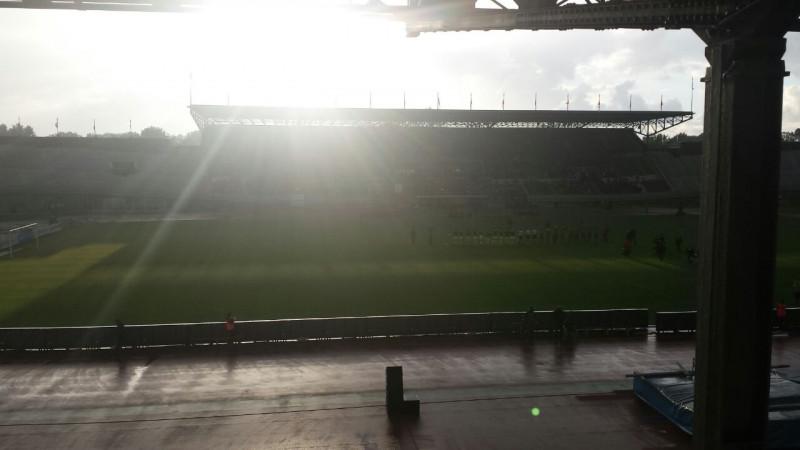 JOS, olympisch stadion, Ajax