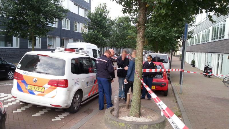 Scooters gestolen bij ramkraak op IJburg