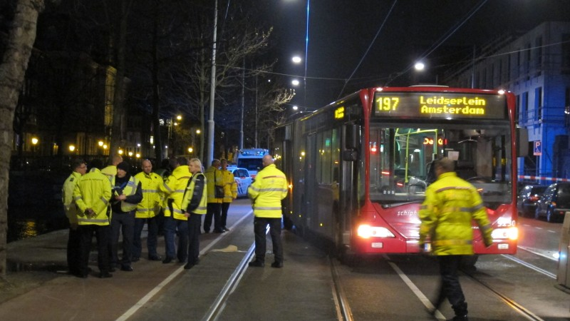 Dodelijk ongeluk op Marnixstraat