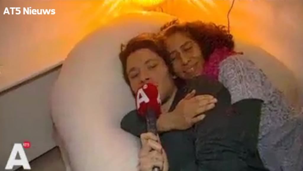 [Video] Half uurtje knuffelen op afspraak bij praktijk in West