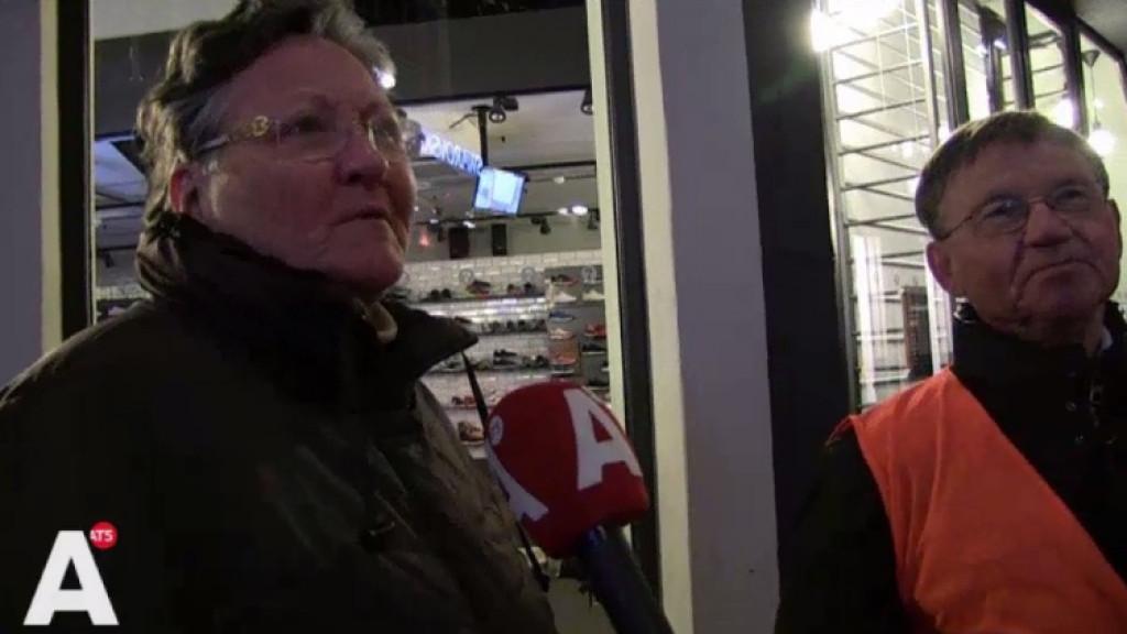 [Video] 'Het is wel een beetje apart hè? Dat ze zo stil zijn'