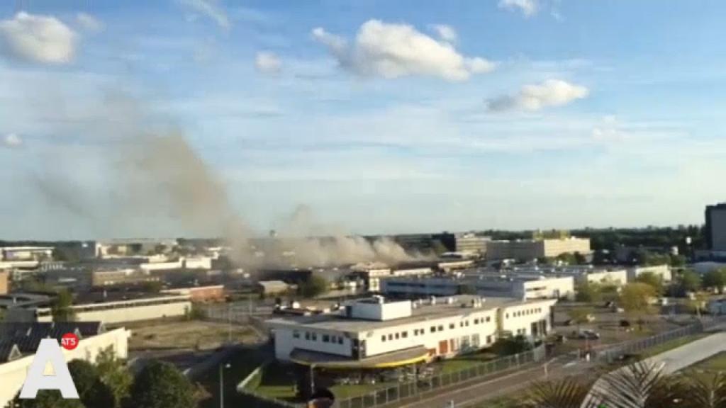 Brand verwoest muziekcentrum Melody Line