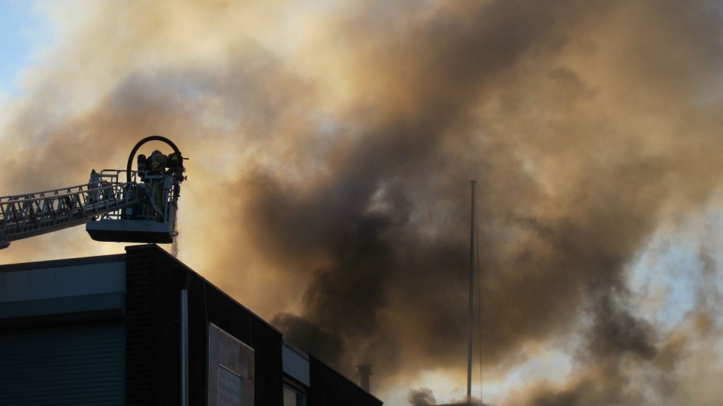 Muziekcentrum Melody Line verwoest door vuurzee