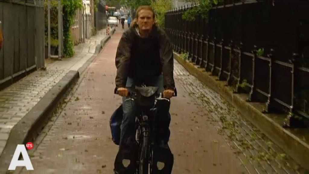 Amsterdammer fietst van Noord- naar Zuidpool voor het goede doel