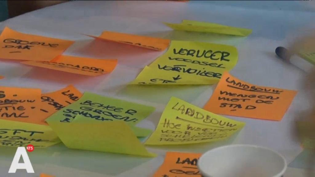 250 vraagstukken besproken tijdens eerste Burgertop in Zuiderkerk