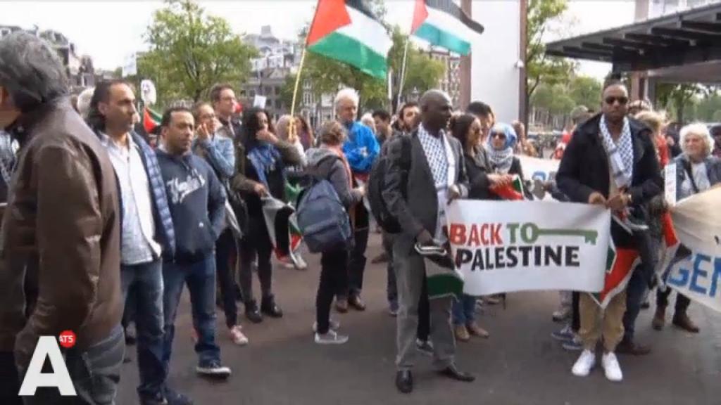 Van der Laan: 'Stedenband met Tel Aviv en Ramallah is helemaal niet van de baan'