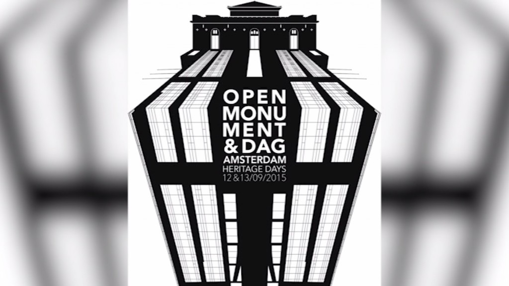 Amsterdam Informeert: Monumentendag