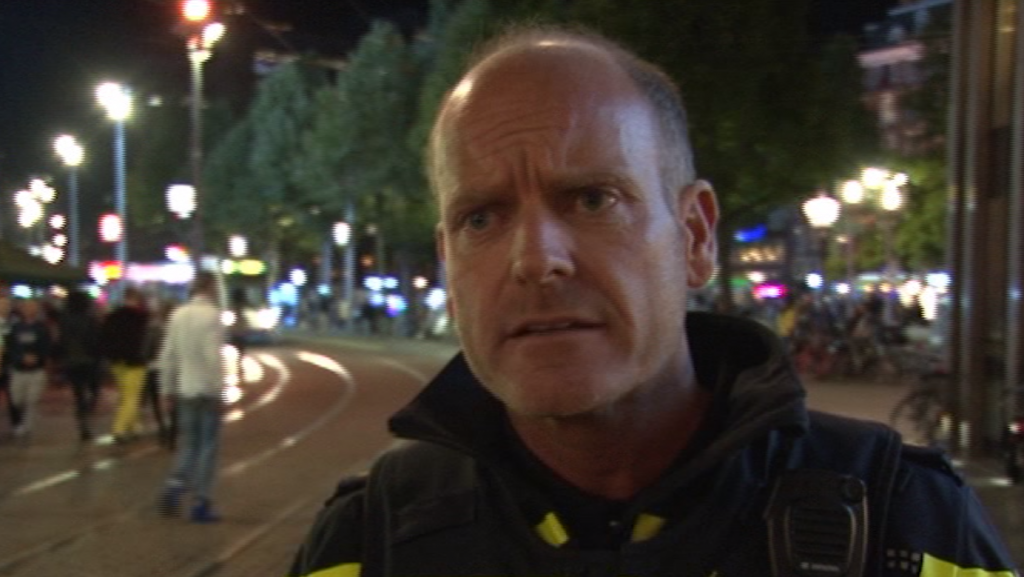 Amsterdam Informeert: Uitgaanspleinen