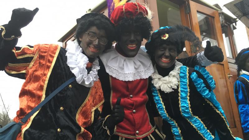 Intocht Sinterklaas 2015