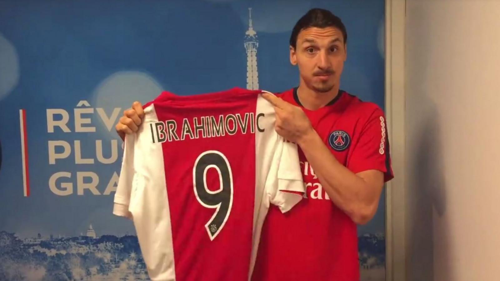 info for 4943a 360c2 Zlatan Ibrahimovic speculeert over terugkeer bij Ajax: 'Je ...