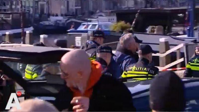 arrestatie edwin wagensveld edwin utrecht pegida