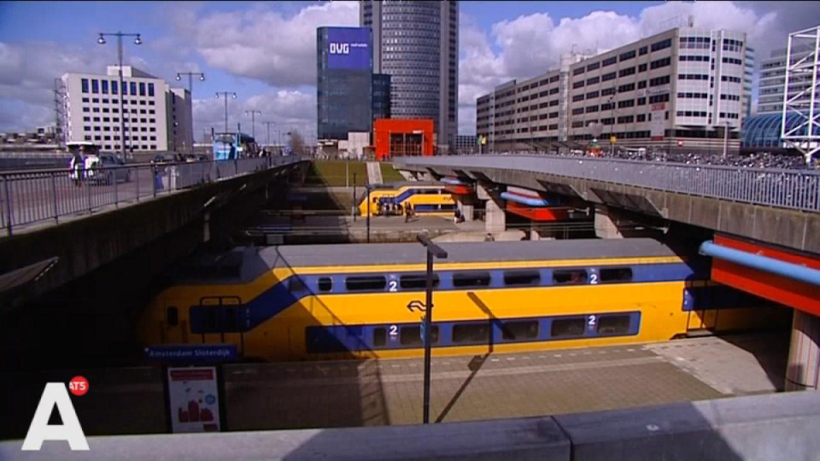 Geen treinen tussen Gilze-Rijen en Tilburg door aanrijding.