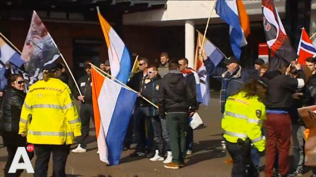 NVU-voorzitter: 'Wij komen nog een keer terug in Amsterdam'