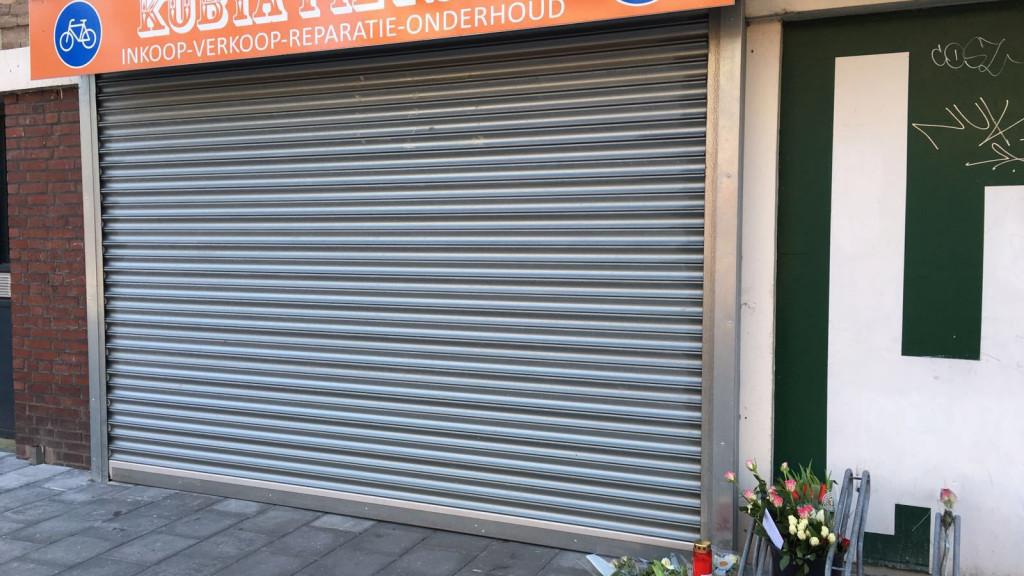 Familie en buurt in diepe rouw om doodgestoken fietsenmaker