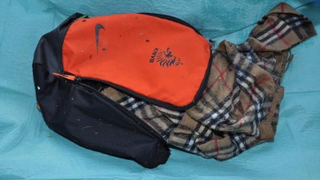Tas met dode baby Sloterplas lag voor vondst in water
