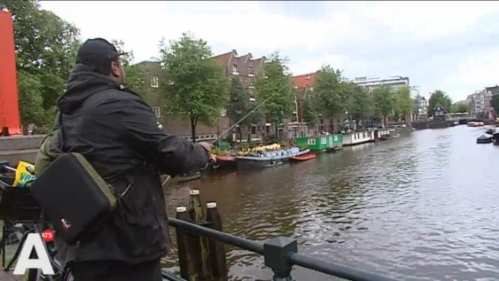 Zondag NK Streetfishing in de stad en daar is niet iedereen blij mee