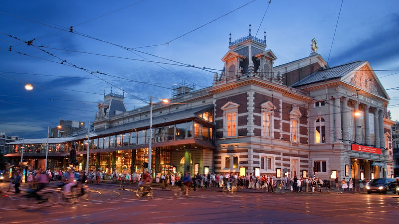 Concertgebouw / Leander Lammertink