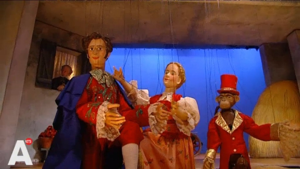 Wat gaat er nu gebeuren met de poppen van het Marionetten Theater?