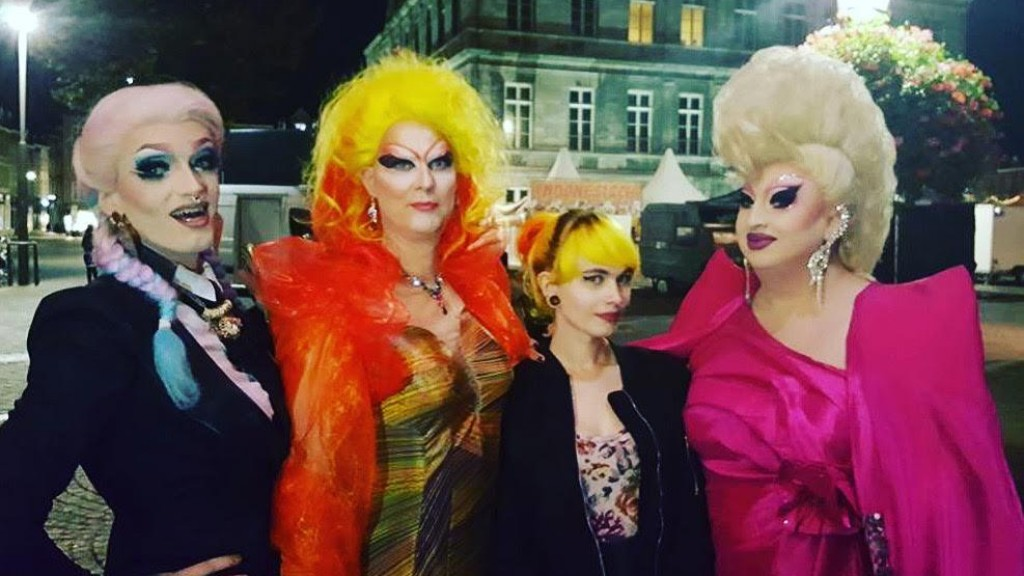 Kamervragen na aanval op Amsterdamse drag queen Lady Galore