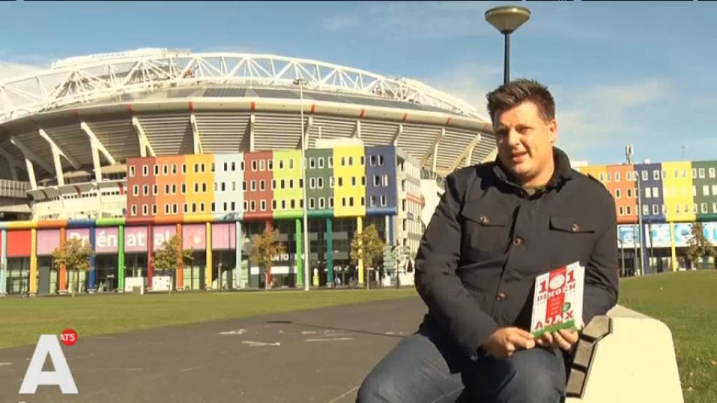 Menno Pot maakt Ajax-boek: 'Ook Peter Bosz kan er misschien nog veel van leren'
