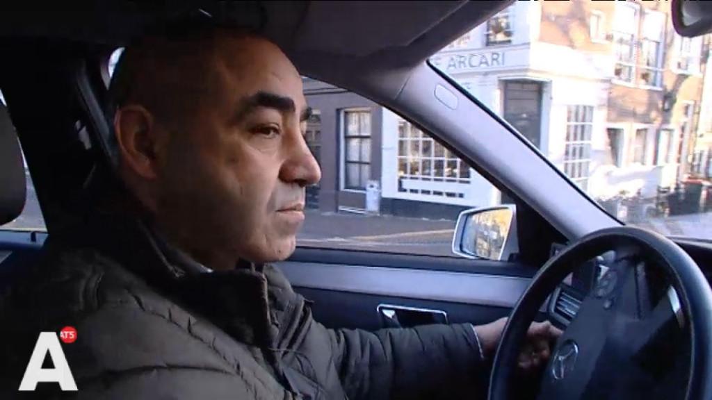 Strengere handhaving gemeente: ruim driehonderd taxichauffeurs geschorst
