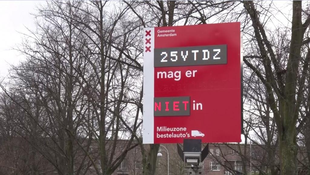 Amsterdam Informeert: Milieuzone
