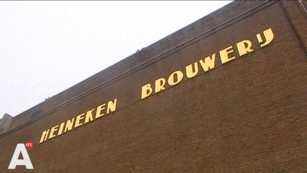 Waar komt Heineken spatie Brouwerij eigenlijk vandaan?