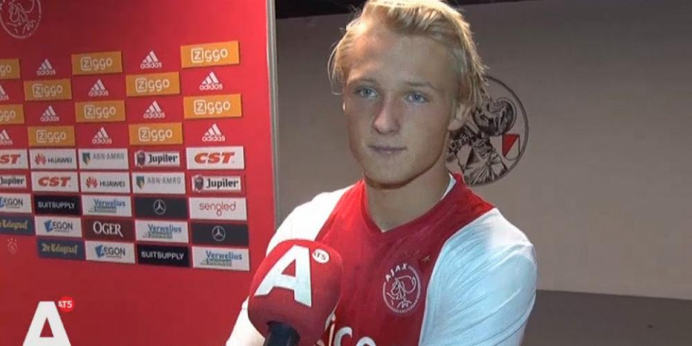 Kasper Dolberg Twee Maanden Uit De Roulatie Door Voetblessure At5