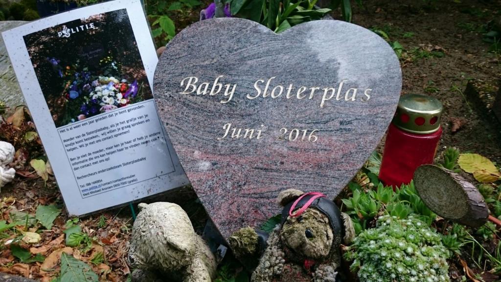 Doorbraak in onderzoek naar dode baby Sloterplas: identiteit vader bekend