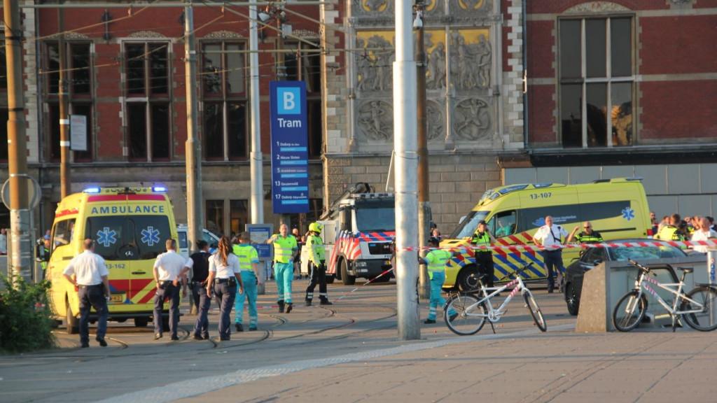 Politie: Aanrijding Stationsplein gebeurde buiten het zicht van camera's