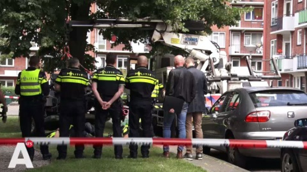 Veel paniek na ongeluk met grasmaaier: 'Respect voor de mensen die er het ...