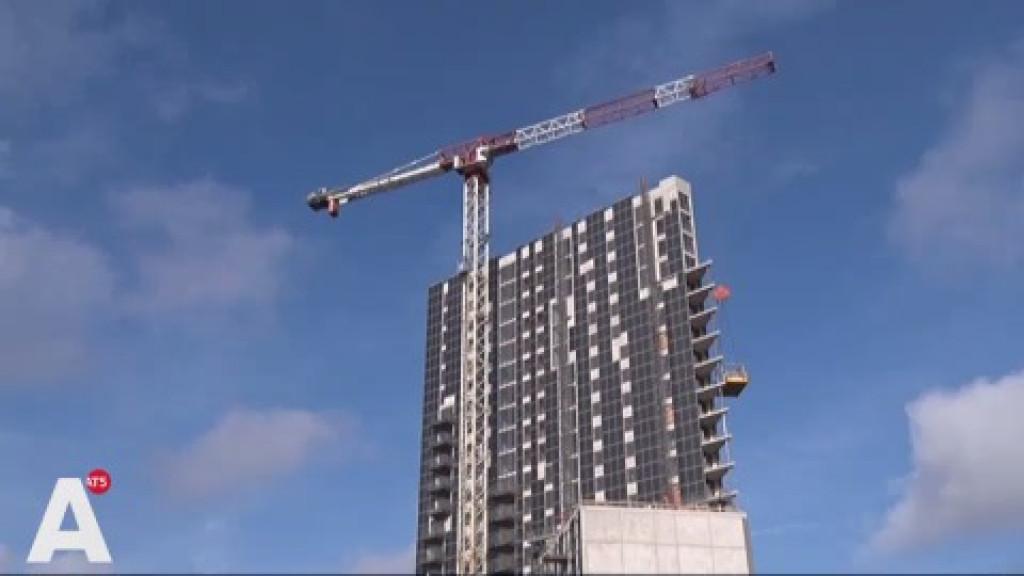 SP: geef Amsterdammers voorrang op een nieuwbouwwoning