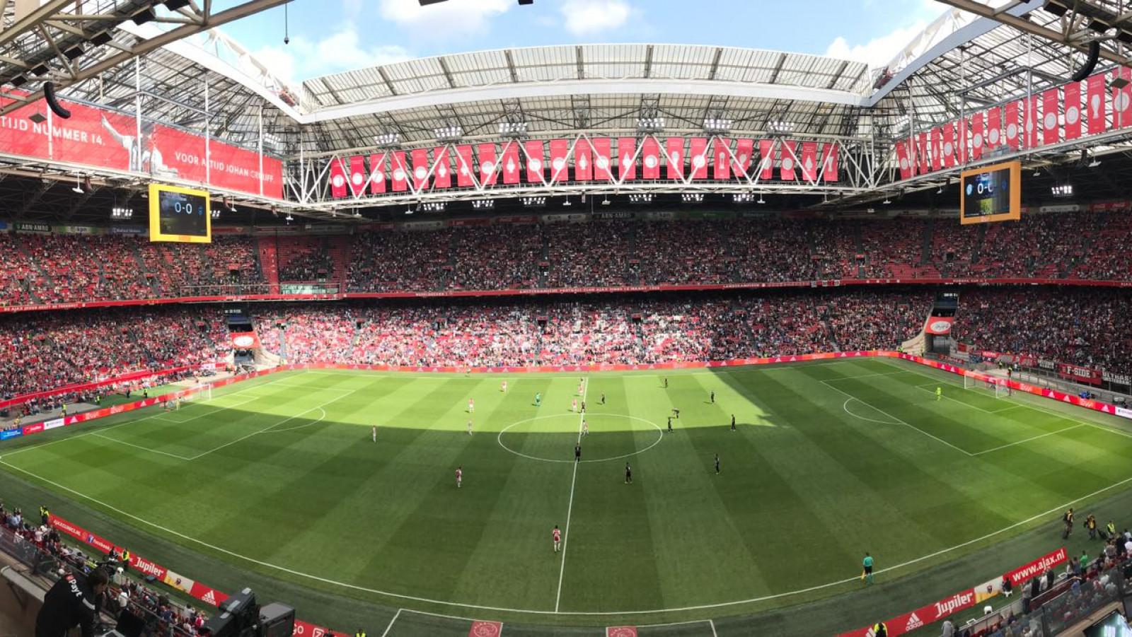 Sjaak Swart Naamswijziging Arena Op Johan Cruijffs Verjaardag 25