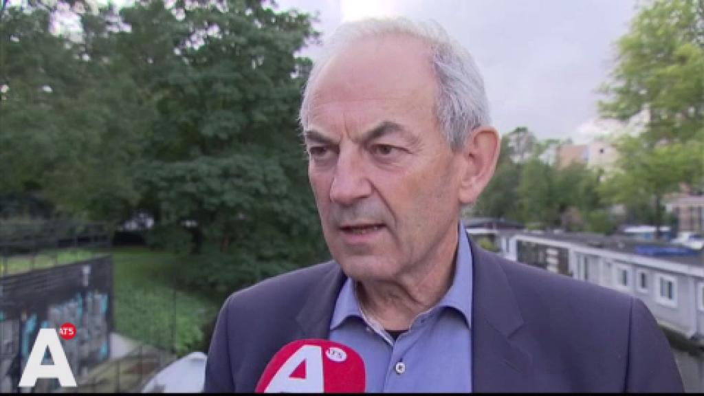 Oud-burgemeester Job Cohen: 'Een vaderfiguur, dat was hij en dat heeft hij verdomd goed gedaan'