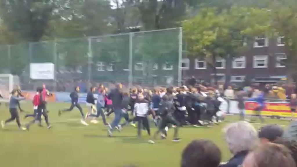 Amateurclub Swift verslaat titelhouder Vitesse in KNVB Beker