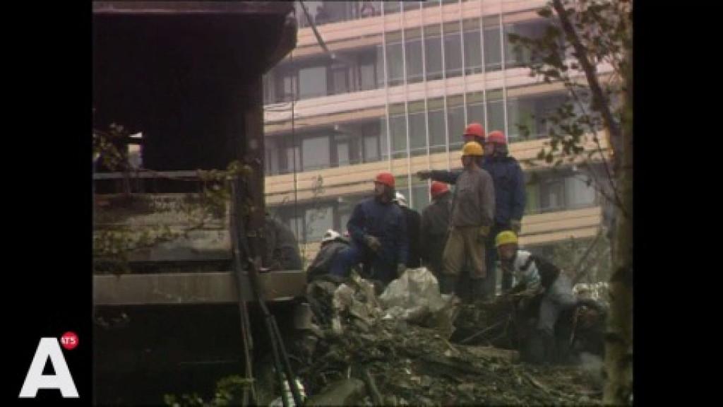 Bijlmerramp 25 jaar later: Speurtocht naar slachtoffers